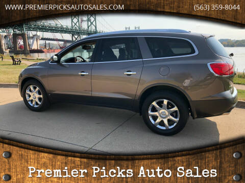 2010 Buick Enclave for sale at Premier Picks Auto Sales in Bettendorf IA