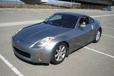 2005 Nissan 350Z for sale at Sports Plus Motor Group LLC in Sunnyvale CA