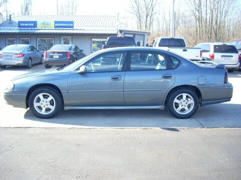 2004 Chevrolet Impala for sale at H&L MOTORS, LLC in Warsaw IN