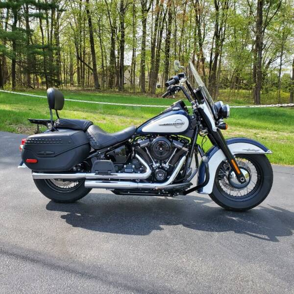 2019 Harley-Davidson Heritage Classic for sale at R & R AUTO SALES in Poughkeepsie NY