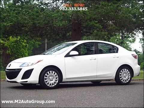2011 Mazda MAZDA3 for sale at M2 Auto Group Llc. EAST BRUNSWICK in East Brunswick NJ