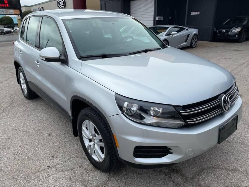 2013 Volkswagen Tiguan for sale at Austin Direct Auto Sales in Austin TX