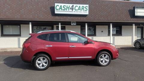 2011 Nissan Rogue for sale at Cash 4 Cars in Penndel PA