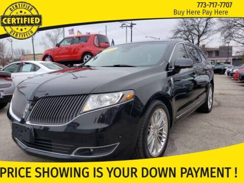 2013 Lincoln MKT for sale at AutoBank in Chicago IL