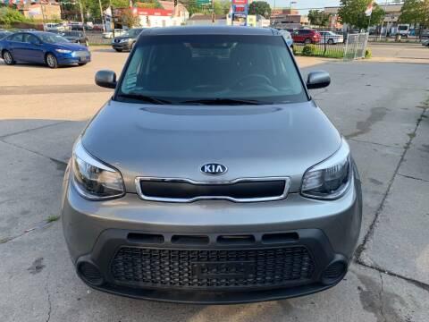 2016 Kia Soul for sale at Minuteman Auto Sales in Saint Paul MN