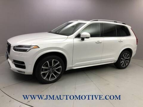 2017 Volvo XC90 for sale at J & M Automotive in Naugatuck CT