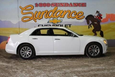 2013 Chrysler 300 for sale at Sundance Chevrolet in Grand Ledge MI