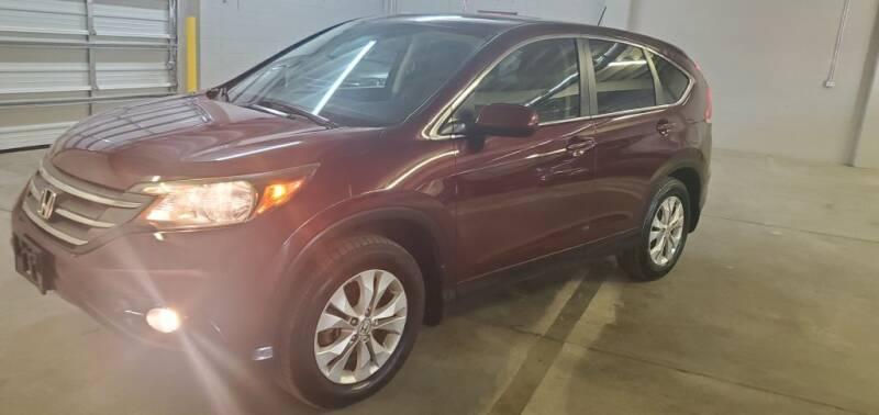 2014 Honda CR-V for sale at Klika Auto Direct LLC in Olathe KS