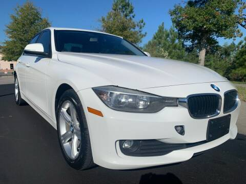 2013 BMW 3 Series for sale at LA 12 Motors in Durham NC