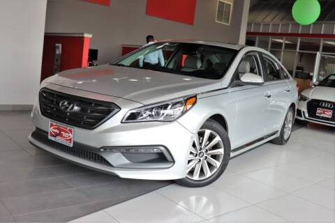 2017 Hyundai Sonata for sale at Quality Auto Center in Springfield NJ