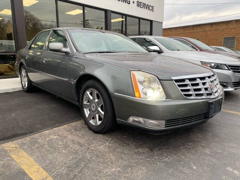 2007 Cadillac DTS for sale at Abrams Automotive Inc in Cincinnati OH