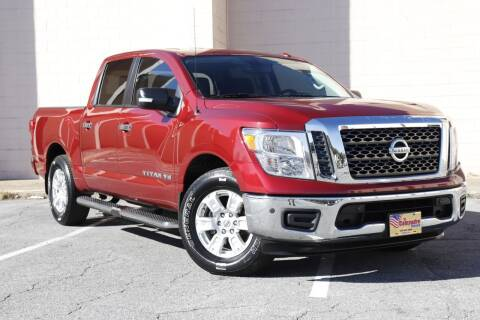 2018 Nissan Titan for sale at El Compadre Trucks in Doraville GA