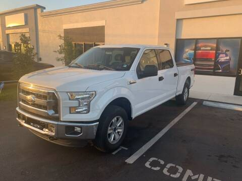 2016 Ford F-150 for sale at Bay City Autosales in Tampa FL