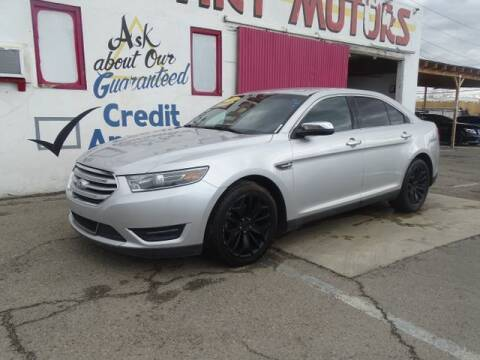2015 Ford Taurus for sale at New Start Motors in Bakersfield CA