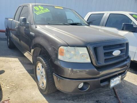 2006 Ford F-150 for sale at USA Auto Brokers in Houston TX