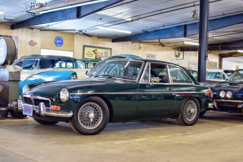 1974 MG MGB for sale at Hooked On Classics in Watertown MN