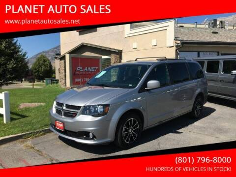 2019 Dodge Grand Caravan for sale at PLANET AUTO SALES in Lindon UT