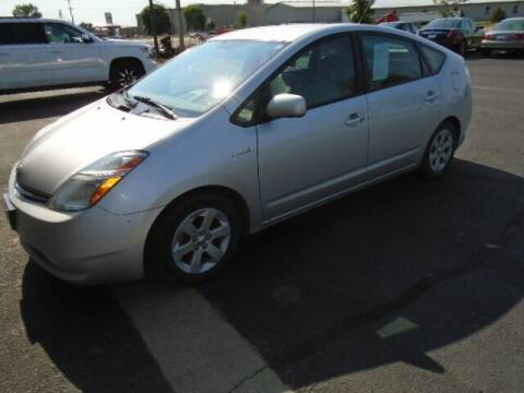 2007 Toyota Prius for sale at SWENSON MOTORS in Gaylord MN