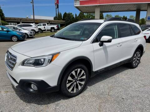 2015 Subaru Outback for sale at Modern Automotive in Boiling Springs SC