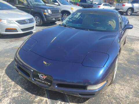 1999 Chevrolet Corvette for sale at Autos by Tom in Largo FL