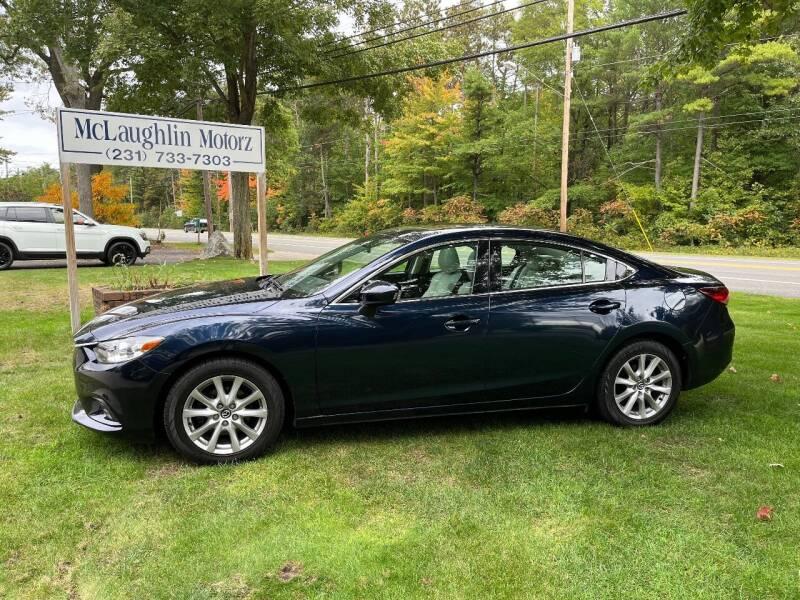 2016 Mazda MAZDA6 for sale at McLaughlin Motorz in North Muskegon MI