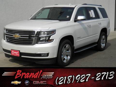 2016 Chevrolet Tahoe for sale at Brandl GM in Aitkin MN