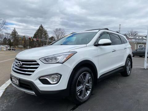 2015 Hyundai Santa Fe for sale at WOLF'S ELITE AUTOS in Wilmington DE