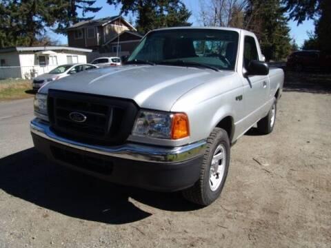 2004 Ford Ranger for sale at M Motors in Shoreline WA