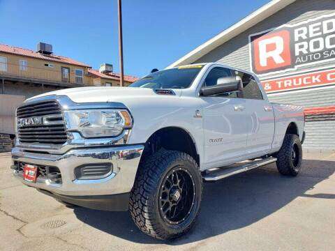 2020 RAM Ram Pickup 2500 for sale at Red Rock Auto Sales in Saint George UT
