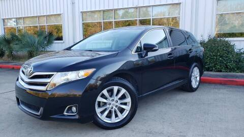 2013 Toyota Venza for sale at Houston Auto Preowned in Houston TX