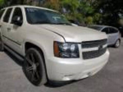 2013 Chevrolet Tahoe for sale at Hickory Used Car Superstore in Hickory NC
