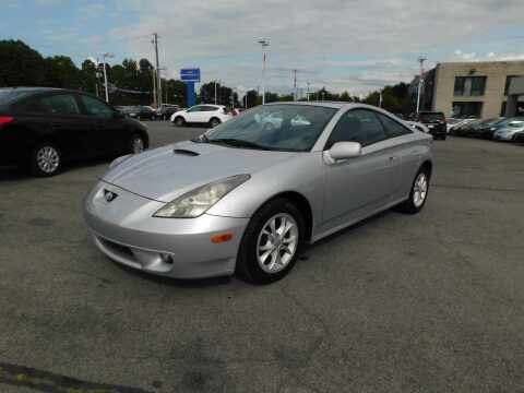2000 Toyota Celica for sale at Paniagua Auto Mall in Dalton GA