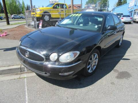 2006 Buick LaCrosse for sale at Car Link Auto Sales LLC in Marysville WA