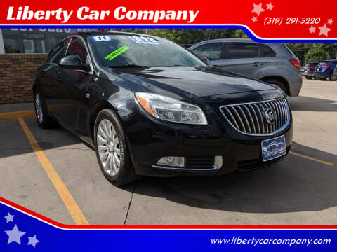 2011 Buick Regal for sale at Liberty Car Company in Waterloo IA