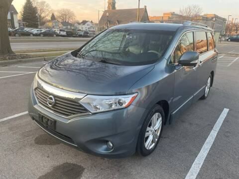 2011 Nissan Quest for sale at Your Car Source in Kenosha WI