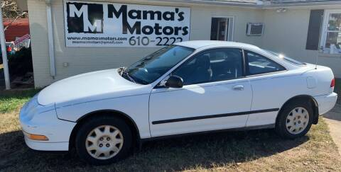 1995 Acura Integra for sale at Mama's Motors in Greer SC