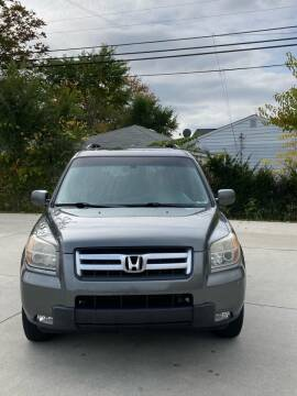 2007 Honda Pilot for sale at Suburban Auto Sales LLC in Madison Heights MI