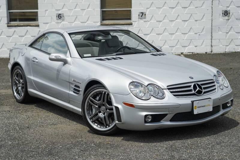 2006 Mercedes-Benz SL-Class for sale at Vantage Auto Wholesale in Moonachie NJ
