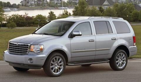 2008 Chrysler Aspen for sale at Auto Wholesalers Of Rockville in Rockville MD