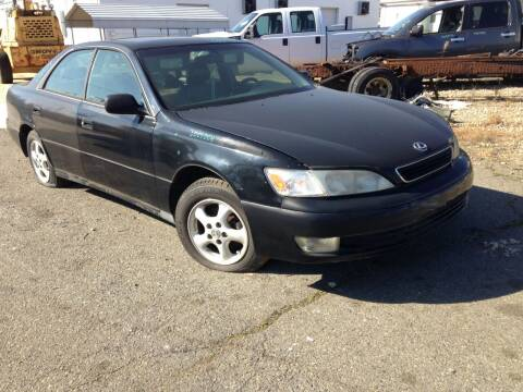 1999 Lexus ES 300 for sale at ASAP Car Parts in Charlotte NC