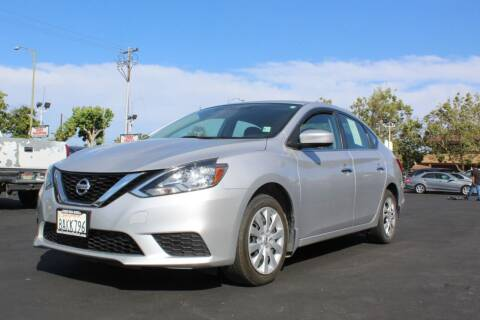2017 Nissan Sentra for sale at Bay Auto Exchange in San Jose CA