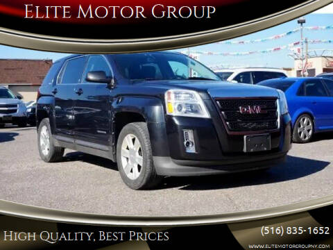 2012 GMC Terrain for sale at Elite Motor Group in Farmingdale NY