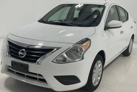 2019 Nissan Versa for sale at Cars R Us in Indianapolis IN