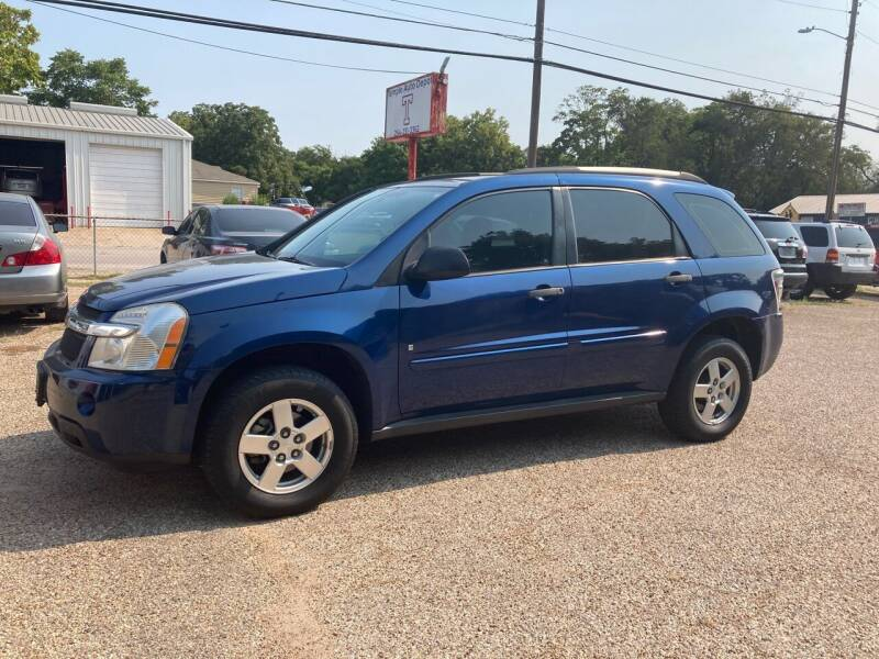2009 Chevrolet Equinox for sale in Temple, TX