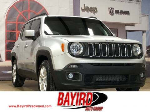 2018 Jeep Renegade for sale at Bayird Truck Center in Paragould AR