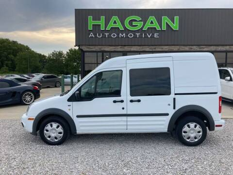 2011 Ford Transit Connect for sale at Hagan Automotive in Chatham IL