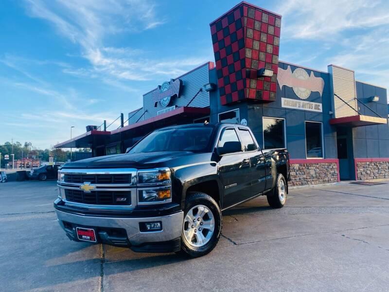 2014 Chevrolet Silverado 1500 for sale at Chema's Autos & Tires in Tyler TX