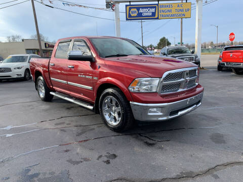 2012 RAM Ram Pickup 1500 for sale at Summit Palace Auto in Waterford MI