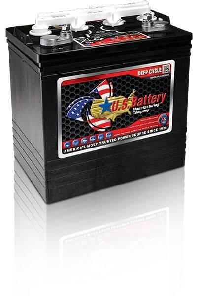 2021 US Battery U.S. 8VGCE XC2 for sale at 70 East Custom Carts Atlantic Beach - golf cart batteries in Atlantic Beach NC