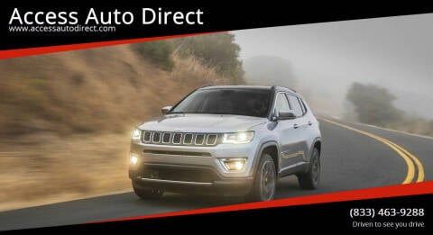 2019 Jeep Compass for sale at Access Auto Direct in Baldwin NY